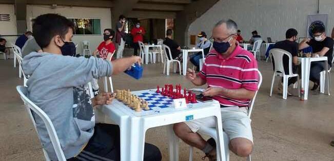 Ascade recebeu o I Open Chess de Xadrez
